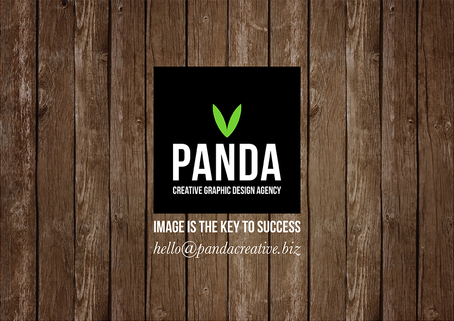 Image is the key to success with Panda Creative