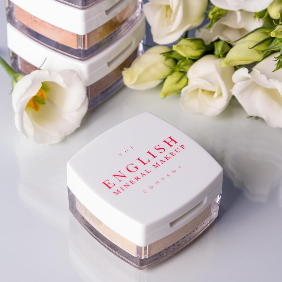 The English Mineral Makeup Mineral Jar