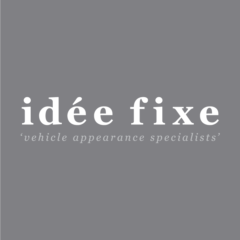 Idée Fixe Detailing Logo