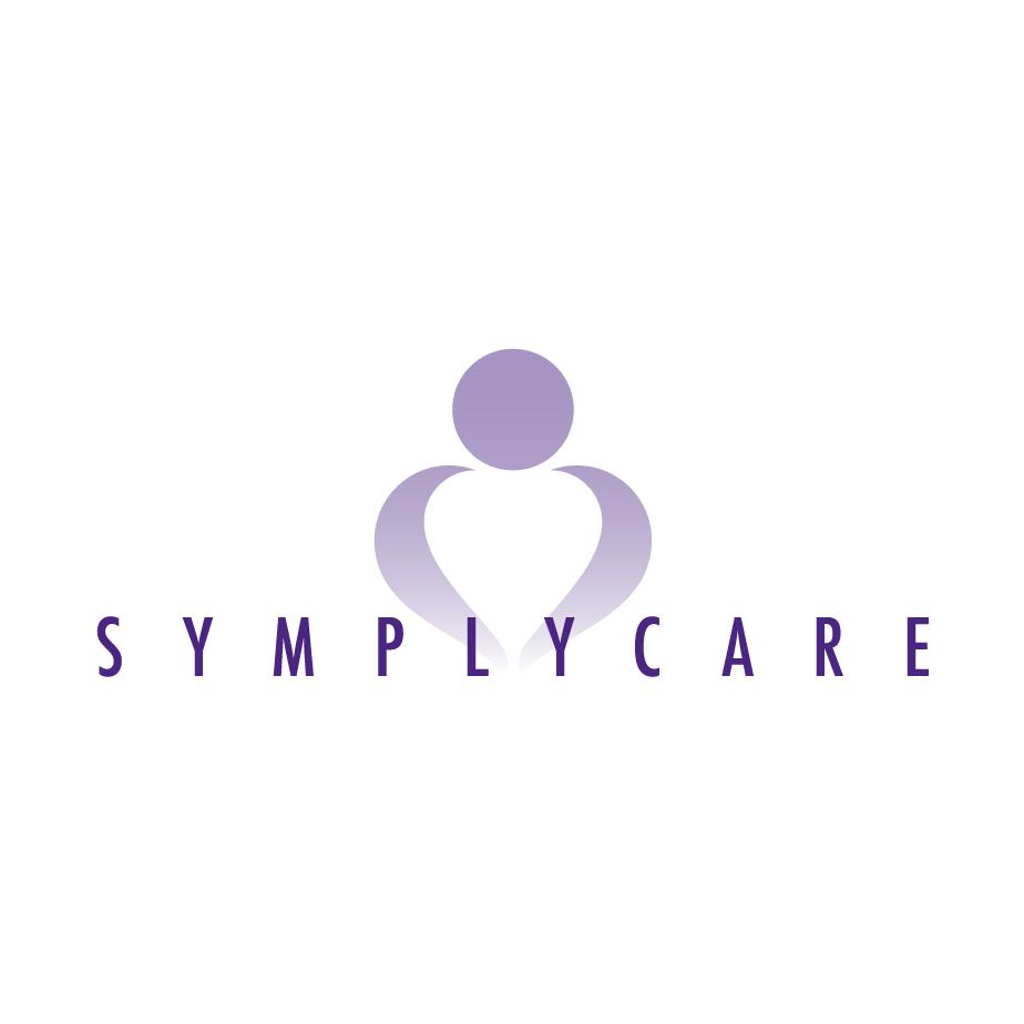Symplycare logo design