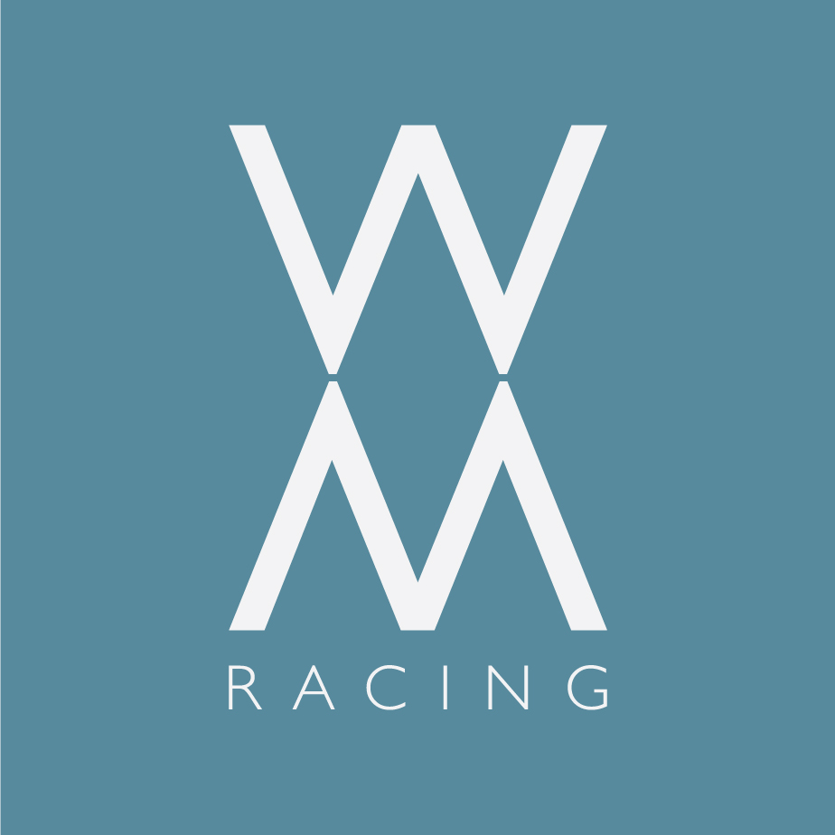 WM Racing logo design