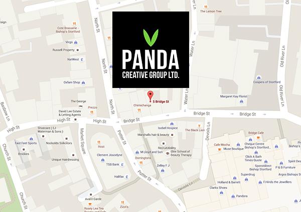 Panda Creative 5D Bridge Street, Bishop's Stortford