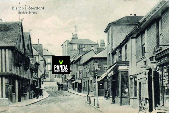 Panda Creative Group Ltd. Bishop's Stortford Circa 1904